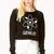Genius Cropped Sweatshirt | FOREVER21 - 2040496937