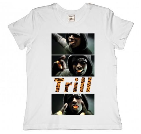 Asap Rocky Actual Fact Trill Womens T-Shirt