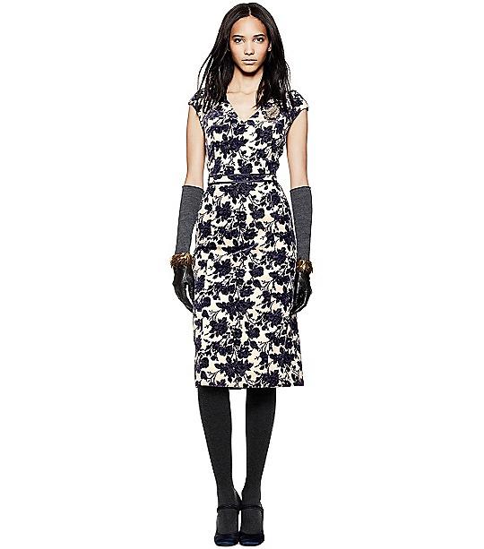 Robe Dayton  | Womens Robes | ToryBurch.fr