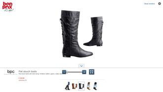 shoes black boots laces black boots leather faux lea low heel cute flat slouch lace up