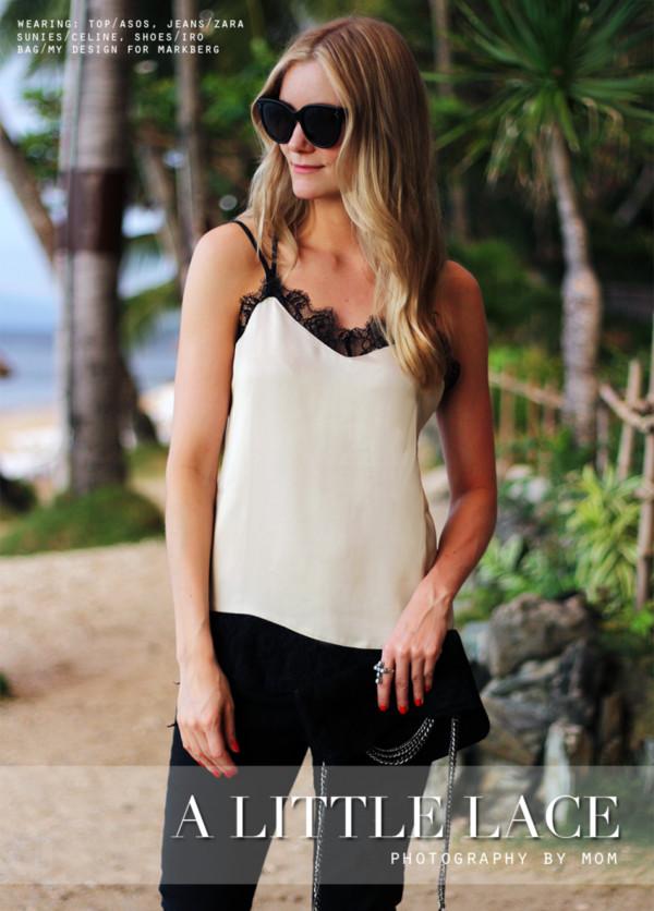 passions for fashion t-shirt jeans bag shoes sunglasses
