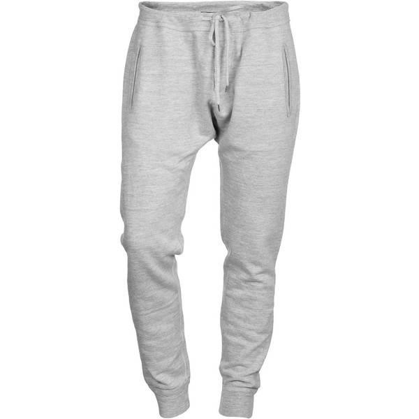Dsquared Casual Grey Sweat pants with ankle cuffs - Dsquared2 - Polyvore
