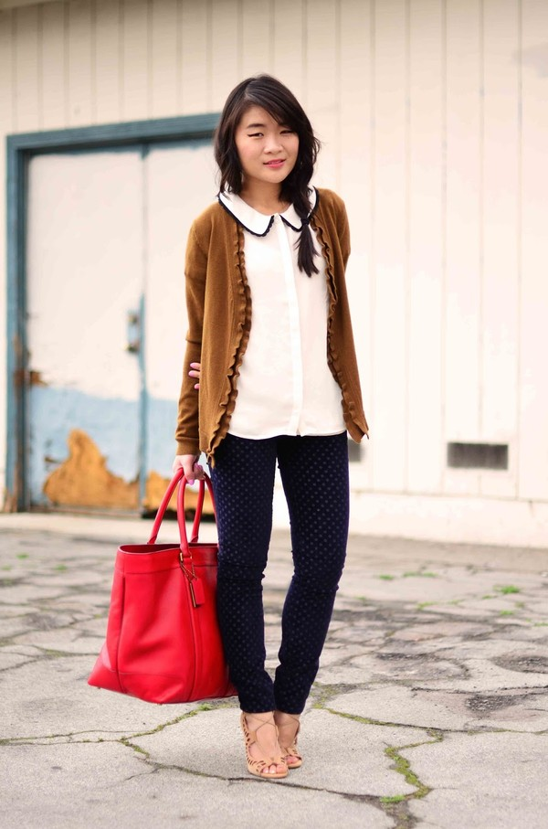 daily disguise shirt sweater pants shoes bag