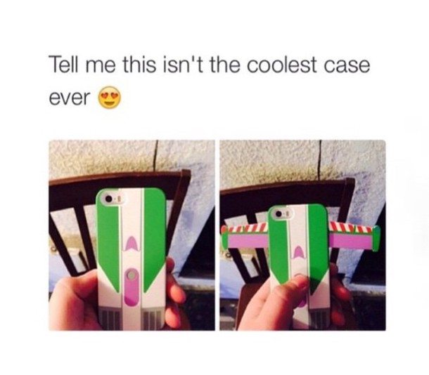 phone cover buzz lightyear phone cover