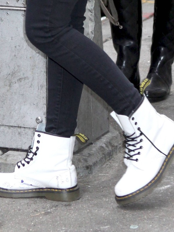 shoes DrMartens boots love cute combat boots