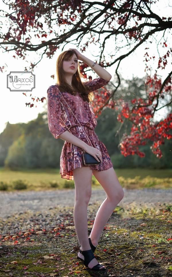 maxce dress shoes jewels bag