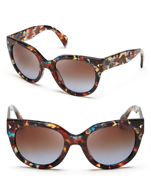 Prada Cat Eye Sunglasses | Bloomingdale's