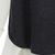 Dark Grey Contrast Lapel Long Sleeve Blouse - Sheinside.com