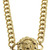 ROMWE | Wide Chain Lion Necklace, The Latest Street Fashion