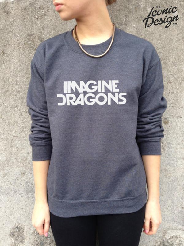 sweater imagine dragons