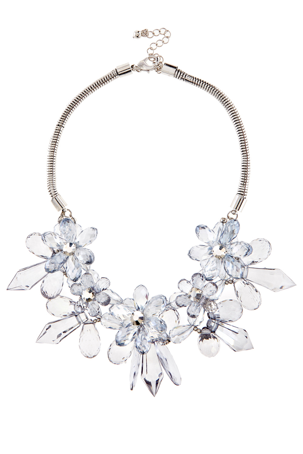 Fashion Jewellery | Blues FLORAL NECKLACE  | Coast Stores Limited