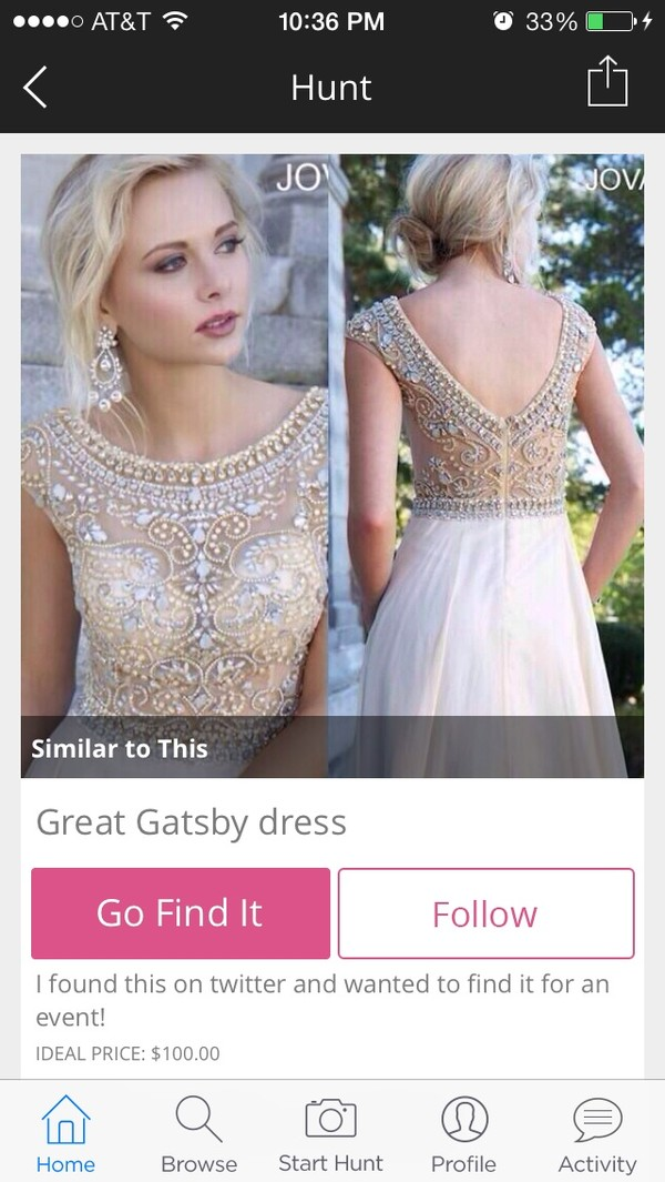 dress elegant nude dress