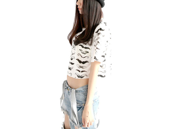 top short jeans stylemoi cute teenagers streetstyle summer outfits short dress white dress white plunge v neck