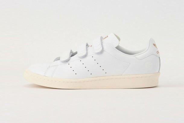 adidas shoes white sneakers stan smith