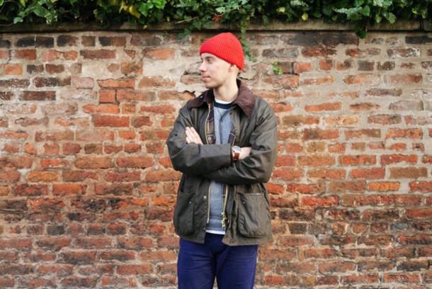 buckets and spades blogger menswear mens jacket