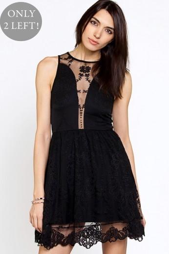 Lulu Lace Dress- For Love and Lemons- $184