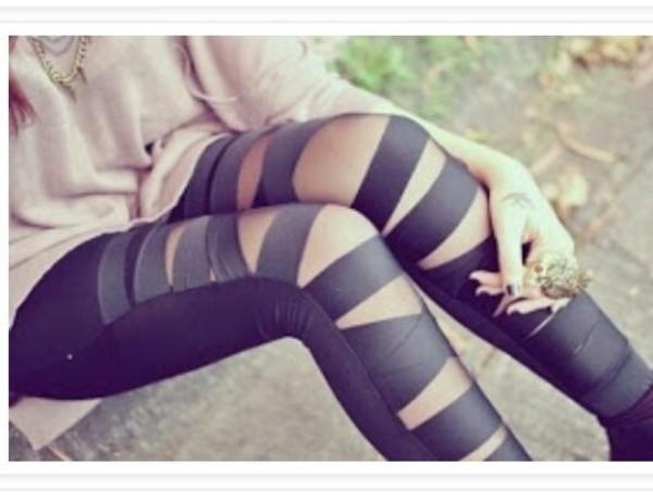 pants leggings black leggings