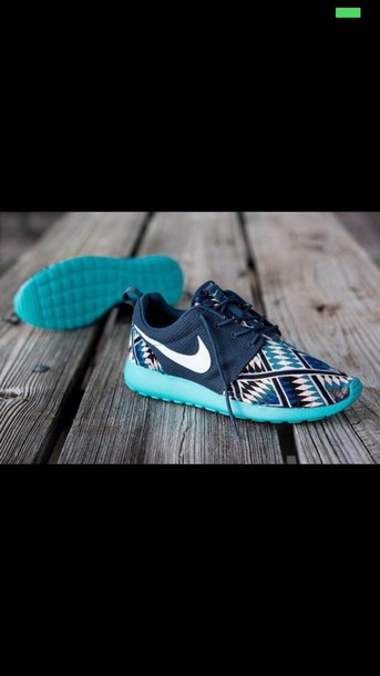 shoes nike roshe run nike running shoes custom shoes