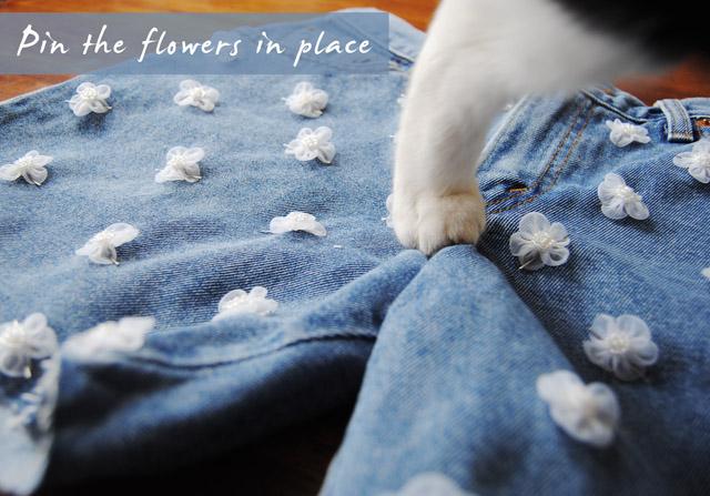 This Fashion is Mine: DIY Daisy Denim Shorts