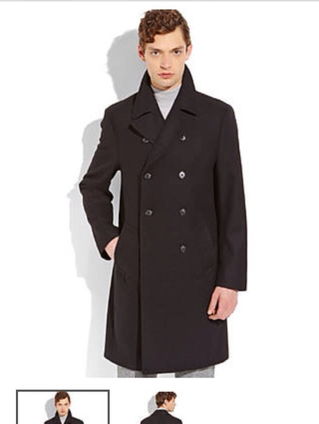coat kenneth cole