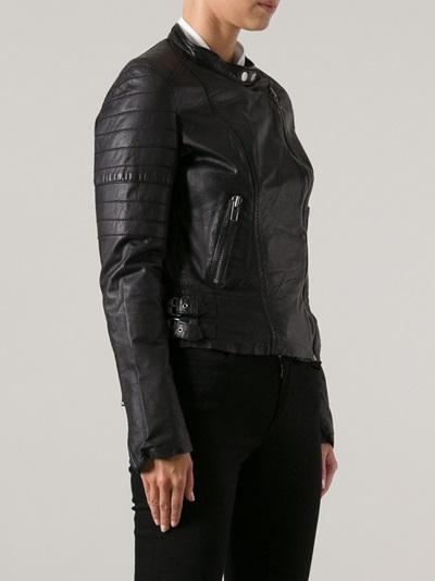 Muubaa Lambskin Jacket - O' - Farfetch.com
