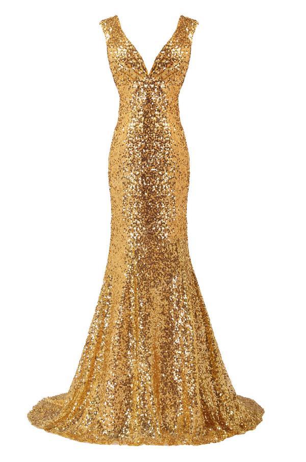 dress sequin dress pageant dress sequins gold gold sequins dress gold dress