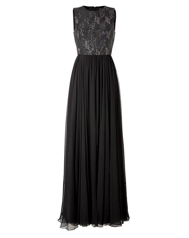 SilkGowninLicoricefromJENNYPACKHAM | Luxury fashion online | STYLEBOP.com