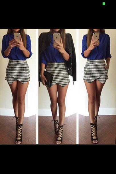 skirt shorts summer.