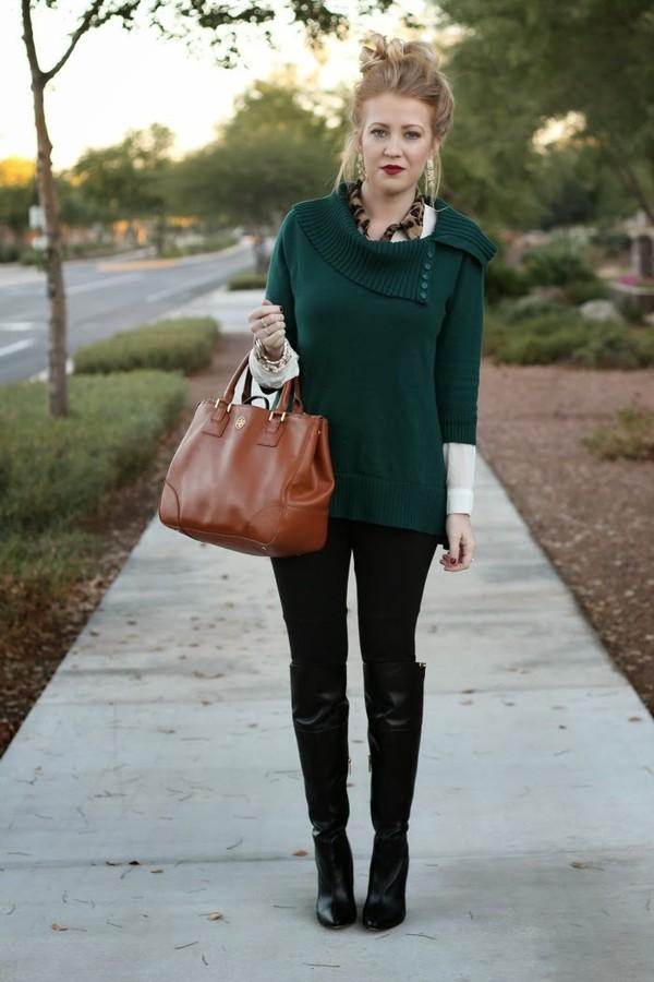 fashion flirtation t-shirt sweater pants shoes jewels bag
