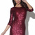 Red Sequin Dress - Sequin Dress | UsTrendy