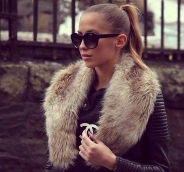 jacket fur black fur jacket faux fur jacket coat fur coat black fur