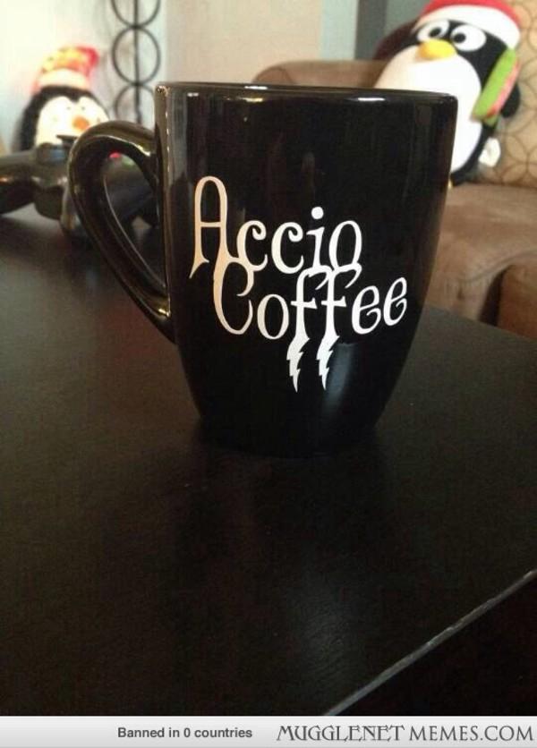jewels mug harry potter cup