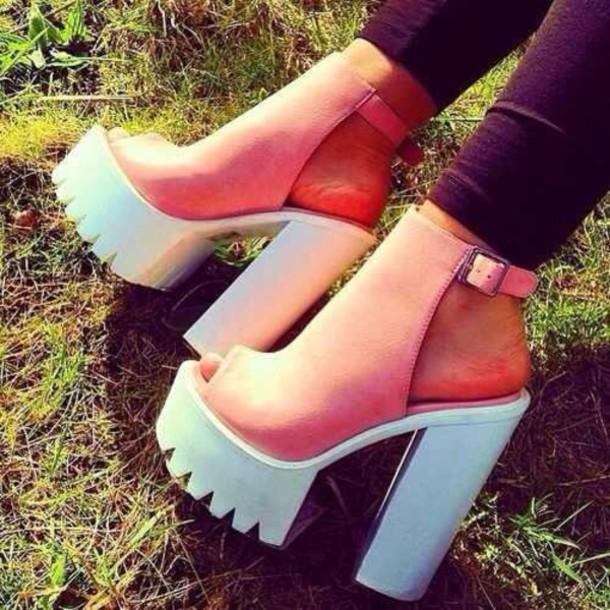 shoes high heel sandals