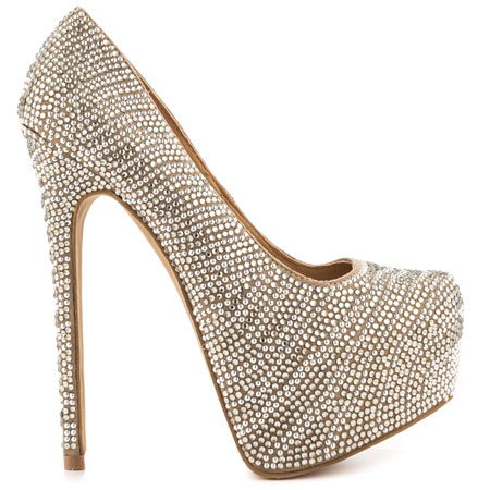 Raven - Taupe, Luxe by JustFab, 99.99, FREE 2nd Day Shipping!