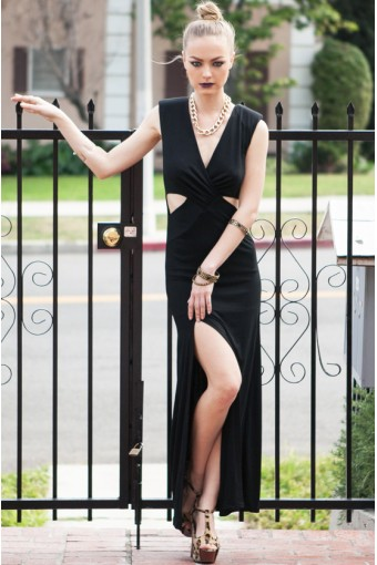 Chic and Sexy Maxi