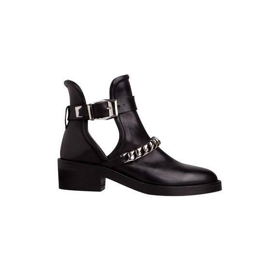 Bottines Atlanta Noir - Chaussures Sandro - E-Boutique Officielle SANDRO / Collection Printemps-Été 2013 SANDRO