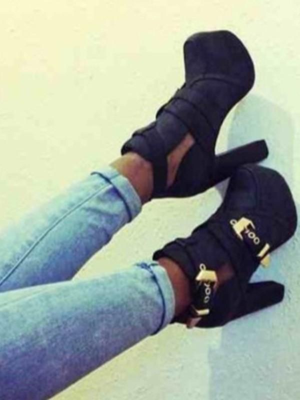 shoes high heels black high heels black black  high heels