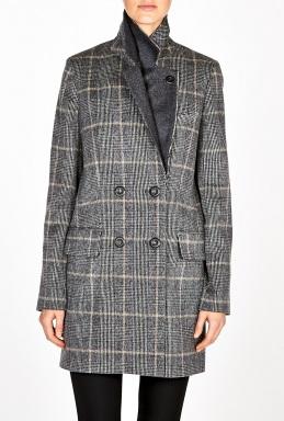 Vanessa Bruno | Prince Of Wales Check Wool Blazer by Vanessa Bruno