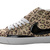 Nike Blazer High Tops Women Print Leopard Gold