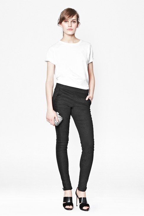 Nomad Floral Skin Tight Jeans - Trousers & Leggings - French Connection