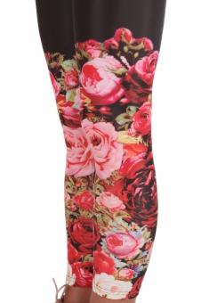 Original LEGGINGS VINTAGE ROSES | Fusion® clothing!