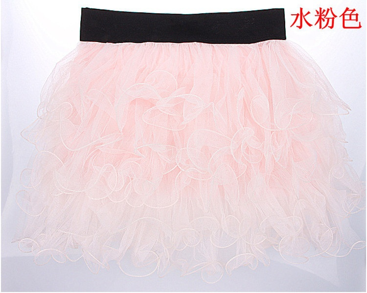 FREE SHIPPING  Retail 2014 Fashion New Sexy Lovely Mini Lace Women/Girl's Short SKirts Saias Feminina (Apricot/black/pink) #2009-in Skirts from Apparel & Accessories on Aliexpress.com