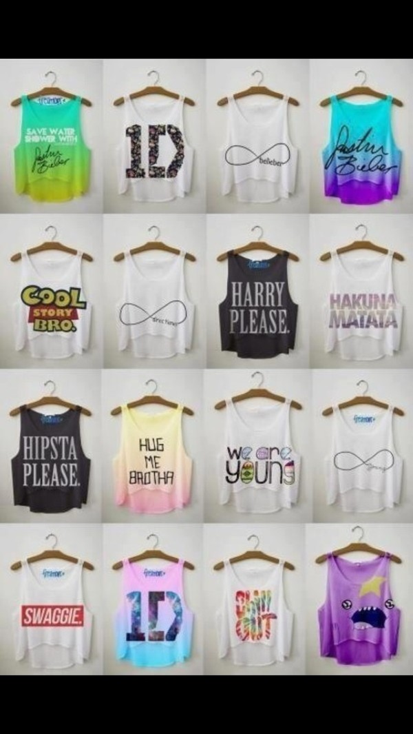 tank top top t-shirt crop tops