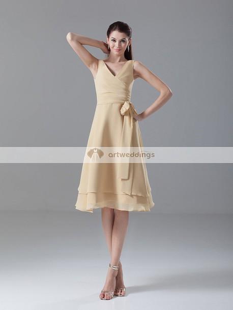 dress bridesmaid
