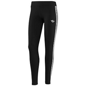 adidas 3-Stripes Leggings   Shop Adidas on Wanelo