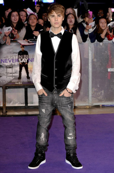 shoes high tops leather ripped jeans jeans justin bieber