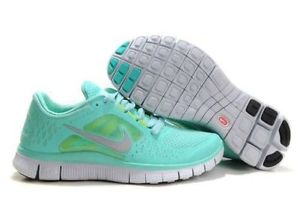Nike Free Run 3 0 Tropical Twist Mint Hot Punch Neu GR 38 US 7 | eBay