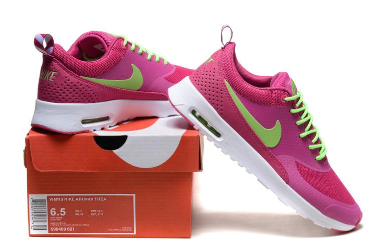 Nike Air Max Thea Coral Pink Womens Hot Sale,Nike Air Max 1/90 Discount UK Online