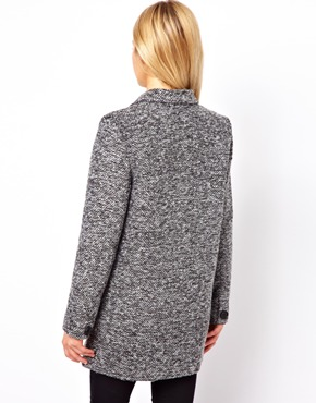 ASOS Petite | ASOS PETITE Exclusive Double Breasted Coat at ASOS