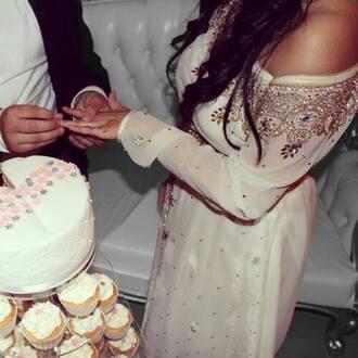 dress white dress kaftan dress kaftan summer dress summer white wedding dress